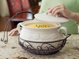 Purchase celebrating home bean pots online for Celebrating home formerly home interiors